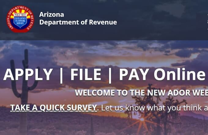 Arizona Department of Revenue to launch next phase of electronic TPT filing and paying
